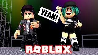 MY OWN MUSIC VIDEO!! THE BEST SHOW in ROBLOX 😱