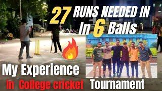 A day in Medical College Cricket tournament   R.G.Kar Medical College Kolkata  MBBS Storytime