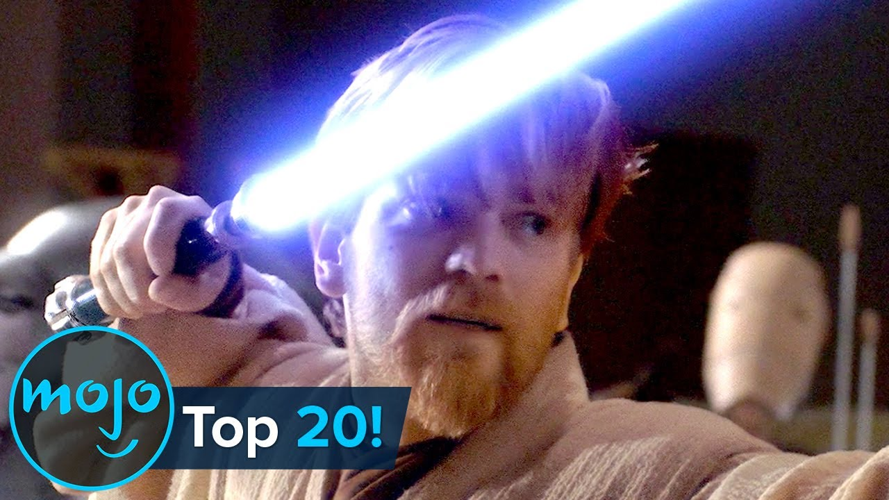 Download Top 20 Star Wars Lightsaber Battles in Movies and TV
