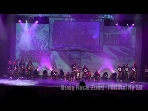 [Official] Body Rock 2009- FORMality SD