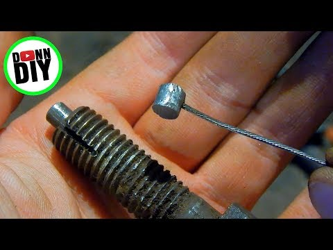 Throttle Cable Solder Repair Tool - Simple Fix!