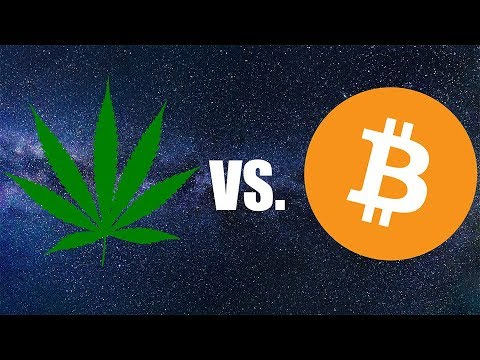 Marijuana Stocks Vs. Crypto Discussion 9/20/2018 by ChartGuys.com