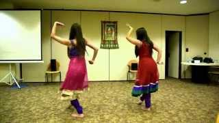Maitighar Remix performance by Sanjana and Brijita