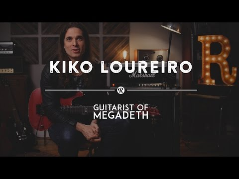 Reverb Interview: Kiko Loureiro of Megadeth & Angra Talks Ibanez and Pre-Show Warmups