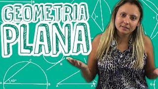 Matemática - Geometria Plana - Classificação de Ângulos