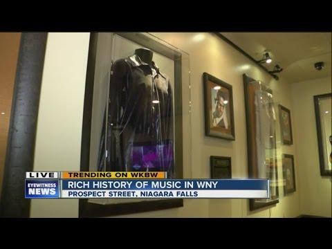 History of music in Buffalo