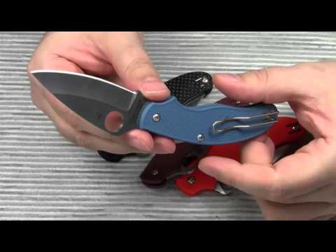 Legal in Most Countries: Spyderco's Family of UK Penknives