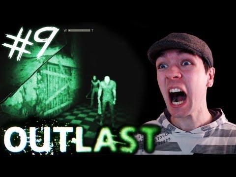Outlast - Part 9 | BROKEN CAMERA | Gameplay Walkthrough - Commentary/Face cam reaction