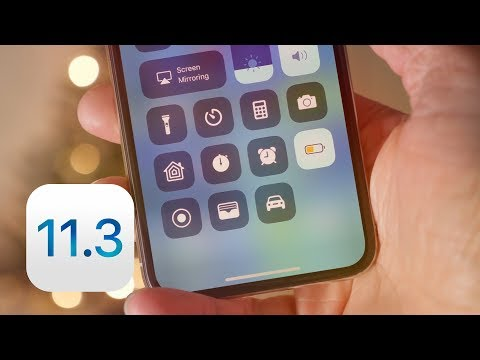 iOS 11.3 Official Features Confirmed By Apple & Release Date!