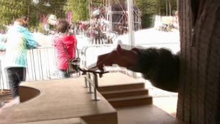 Big Construction Fingerboardpark