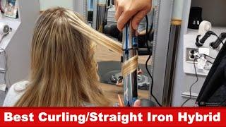 babylisspro nano titanium prima3000 stainless steel straightening iron ver 2