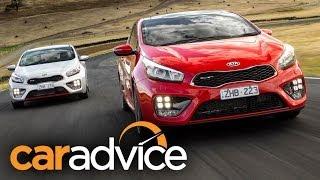 Kia Pro Ceed GT 2016 Videos