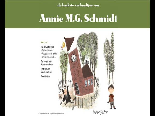 8/04 - Poppejans is ziek (luisterverhaal van Annie M.G. Schmidt)