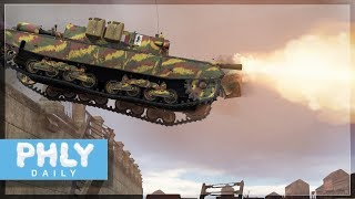 WHY UPSETTI GET SOME SPAGHETTI | Italy's WORKHORSE (War Thunder)