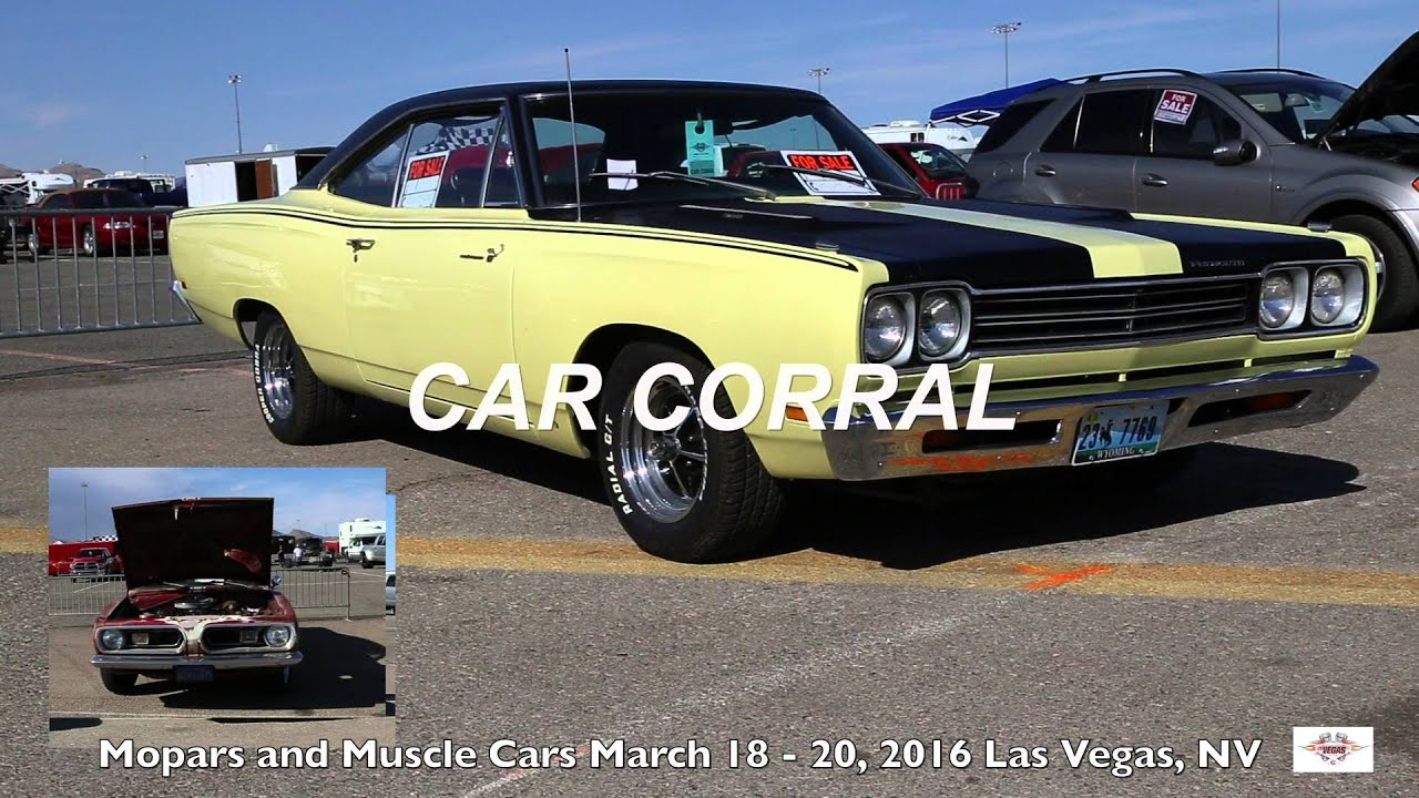 Mopars and Muscle Cars At The Strip 2016 - YouTube