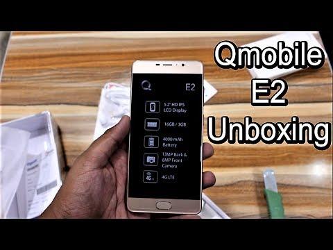 Qmobile Noir E2 Unboxing   Kahani Fast Charging Ki :D