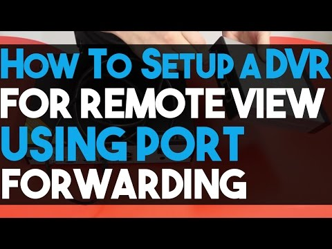 How to Setup your DVR NVR for Remote View Step By Step Titanium Series