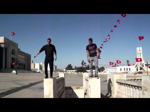 "Parkour Tunisie ""free Workshop"" HD"