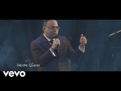 Gilberto Santa Rosa - Déjate Querer (En Vivo)