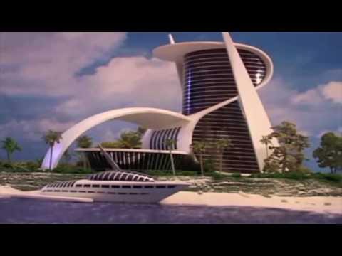 Future Housing by Jacque Fresco