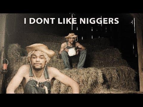 I Don't Like Niggers - London Yellow (EARRAPE)