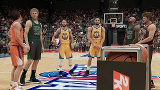 I Put The GREATEST Shooters Of All In the Three Point Contest | NBA 2K21 Next Gen