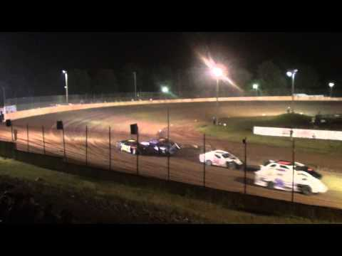 Cory Mahder - July 30th, 2013 - DNF - Heat - Rice Lake Speedway