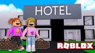 Roblox Roleplay - Hotel Morning Routine!