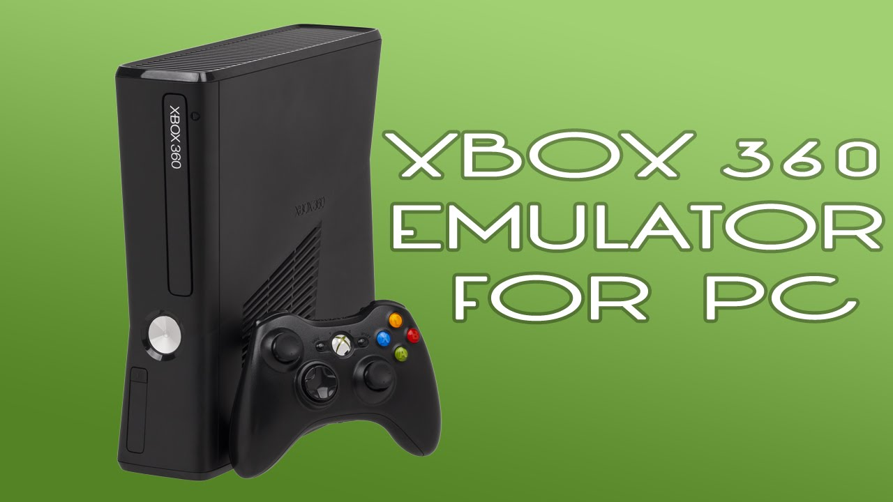 How To Install XBOX 360 Emulator + Bios On PC - YouTube