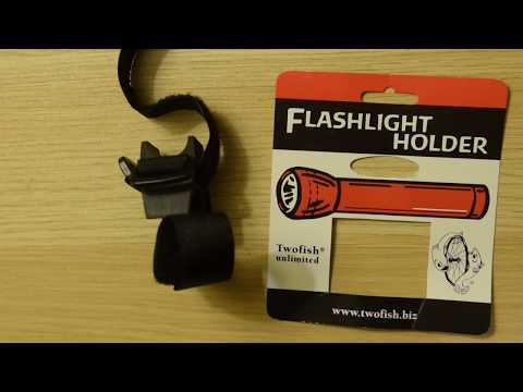 Two Fish Flashlight Holder Unboxing And First Look