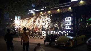 Khai truong Beer club Blue moon Vung tau.