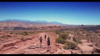 Moab 200 Endurance Run Official Race Trailer