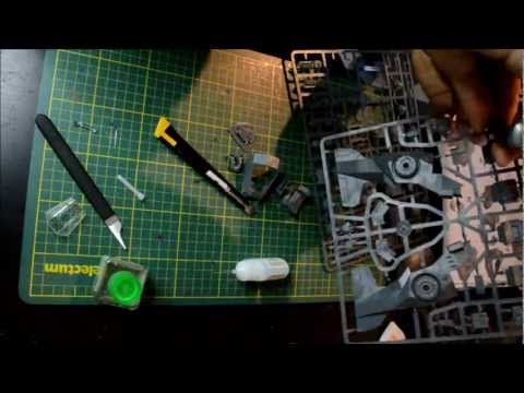 Stormtalon Unboxing, Assembly and Magnetization