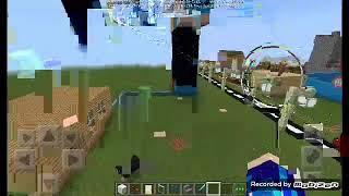 Minecraftta kendi evimi yapıyorum