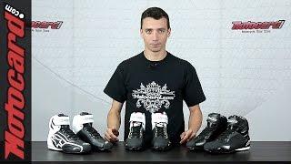 Alpinestars Faster 2: análisis de la gama de zapatillas en Motocard.com
