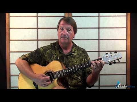 Wichita Lineman - Guitar Lesson Preview