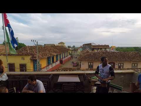 Bar Rin Tin Tin in Trinidad De Cuba