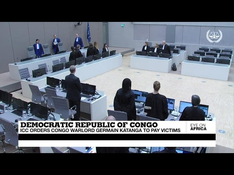 ICC orders former DR Congo warlord to pay damages to victims