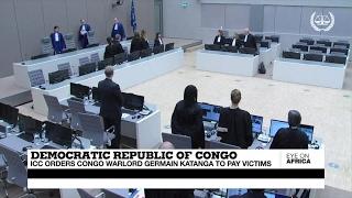 ICC orders Congo warlord germain Katanga to pay victims