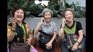 What Singapore's seniors want for a quality life
