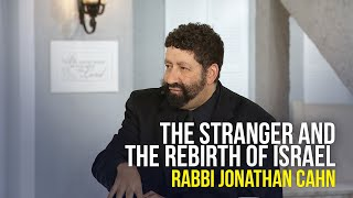 The Stranger and the Rebirth of Israel - Rabbi Jonathan Cahn on The Jim Bakker Show