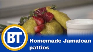 Start off the Caribbean weekend with homemade Jamaican patties!