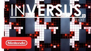 INVERSUS Deluxe - Nintendo Switch Launch Trailer