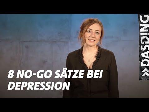 8 Sätze Die Du Zu Depressiven Menschen Nicht Sagen Solltest