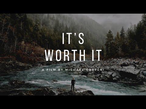 It's Worth It - A Visual Poem