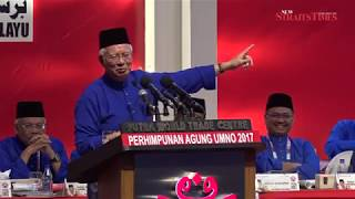 Momentum is on our side, Najib tells Umno members ahead of GE14 - Part 2