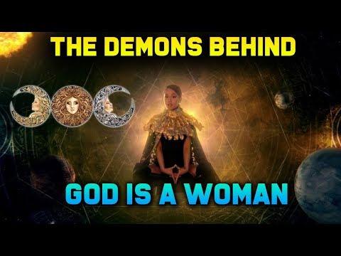 Ariana Grande - God Is A Woman | DEMONIC PROPAGANDA - Feminism, Gnosticism & More