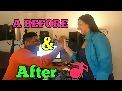 A BEFORE & AFTER AT LAST | TURNED SINGER AFTER JUST 7 LESSONS - Singing Lessons