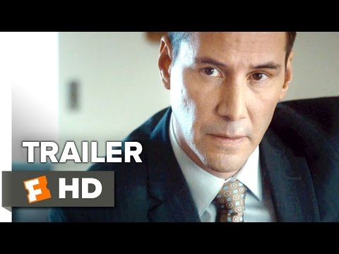 Exposed Official Trailer #1 (2015) - Keanu Reeves, Ana De Ar