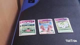 Jeux à Gratter ( Tickets à 1€ ) #1